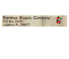 Bamboo Supply logo