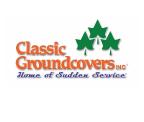 Classic Groundcover Logo