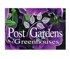 Post garden logo